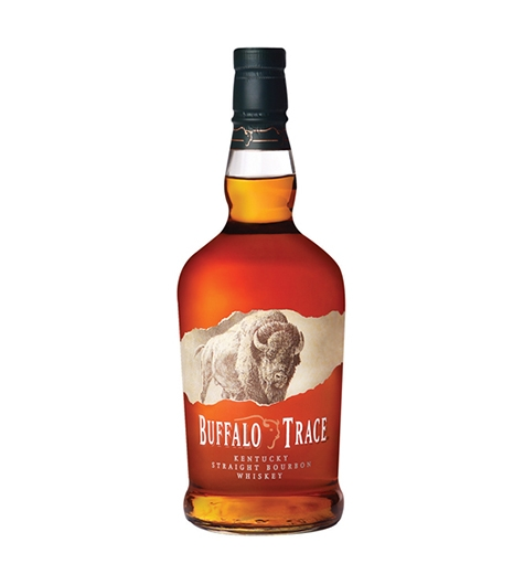 Bottle of Buffalo Trace