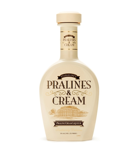 Bottle of Pralines & Cream