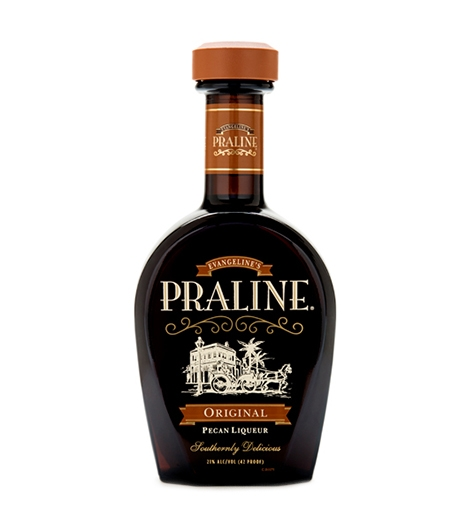 Bottle of Pralines Original