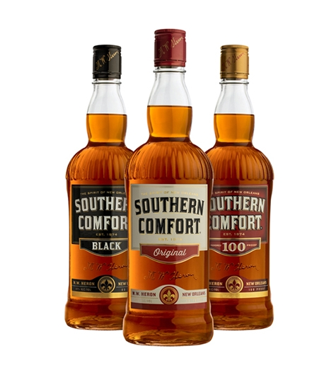 Southern Comfort Bottles