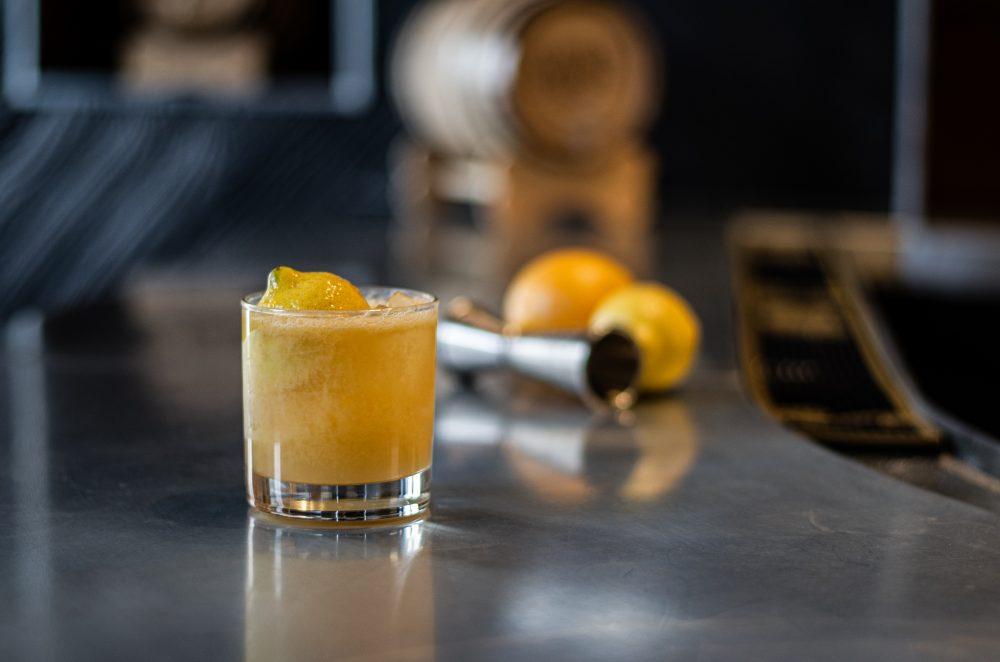Eastern Sour drink