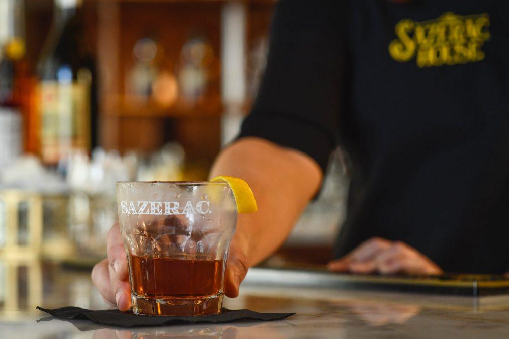 Sazerac Cocktail Tasting